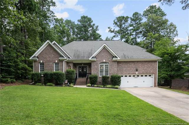 769 Troon Circle, Sanford, NC 27332 (MLS #638634) :: The Signature Group Realty Team