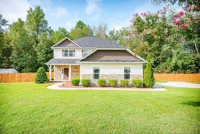 8605 Sweetflag Court, Linden, NC 28356 (MLS #638761) :: Freedom & Family Realty