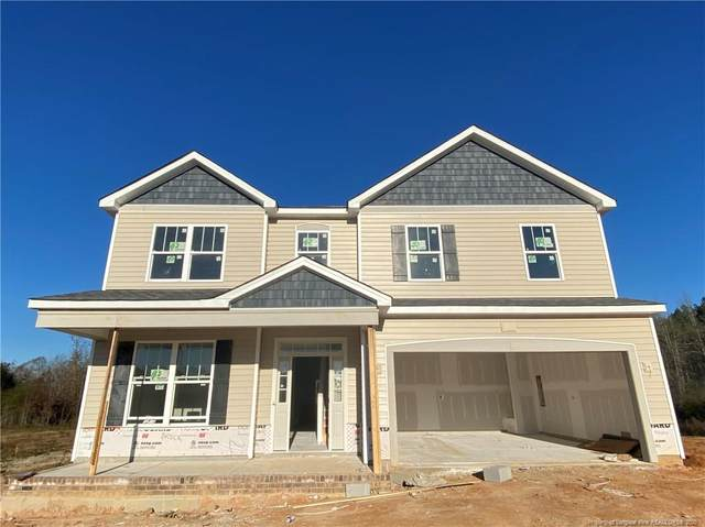216 Forester Drive, Vass, NC 28394 (MLS #638905) :: On Point Realty