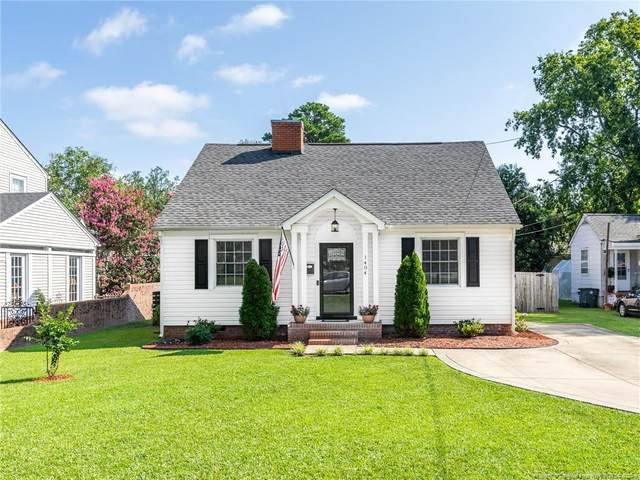 1404 Fort Bragg Road, Fayetteville, NC 28305 (MLS #638916) :: The Signature Group Realty Team