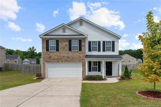 252 Battery Way, Bunnlevel, NC 28323 (MLS #638941) :: The Signature Group Realty Team