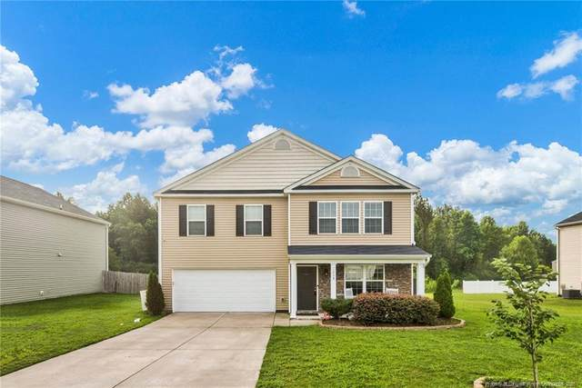 115 Archer Drive, Bunnlevel, NC 28323 (MLS #638943) :: The Signature Group Realty Team