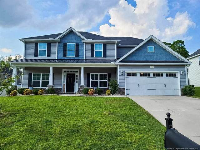 132 Coopers Creek Avenue, Spring Lake, NC 28390 (MLS #639004) :: The Signature Group Realty Team