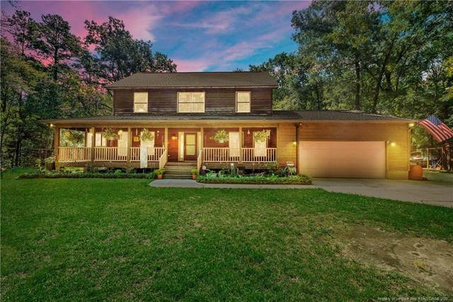 3501 Cedar Hill Drive, Fayetteville, NC 28312 (MLS #639027) :: The Signature Group Realty Team