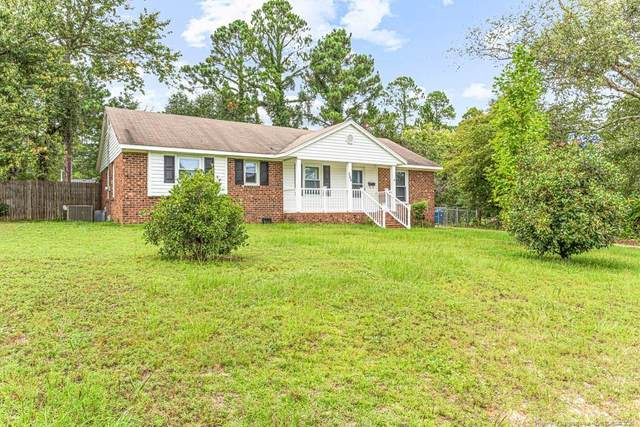 508 Carteret Place, Fayetteville, NC 28311 (MLS #639049) :: Freedom & Family Realty