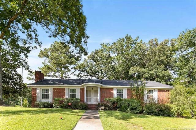 339 Edinburgh Drive, Fayetteville, NC 28303 (MLS #639339) :: Moving Forward Real Estate