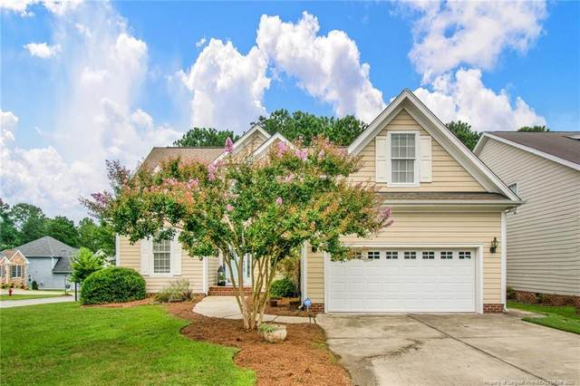 136 Cottswold Lane, Spring Lake, NC 28390 (MLS #639411) :: Weichert Realtors, On-Site Associates