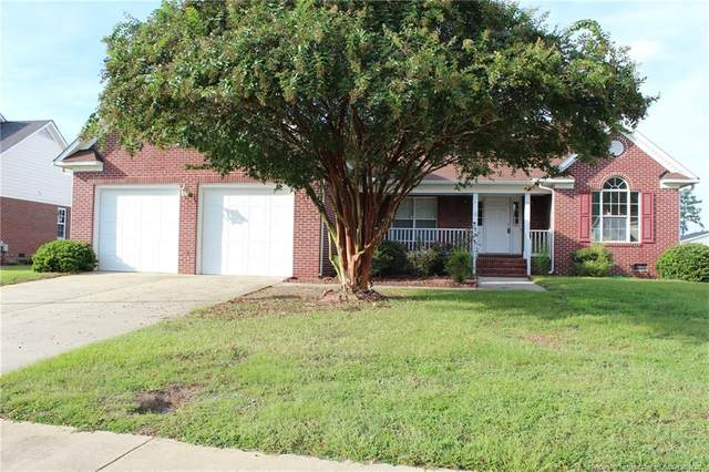 3622 Sunchase Drive, Fayetteville, NC 28306 (MLS #639556) :: Freedom & Family Realty