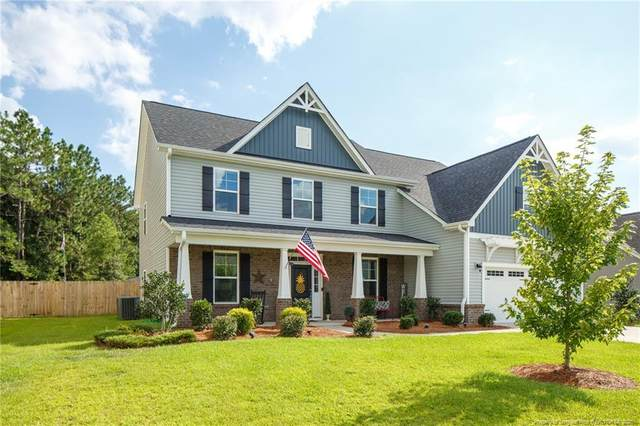 3324 Buckley Drive, Eastover, NC 28312 (MLS #639604) :: The Signature Group Realty Team
