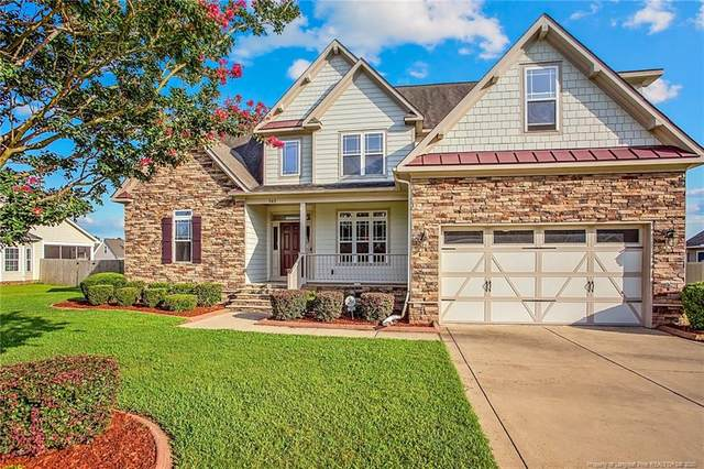 343 Oakridge Drive, Raeford, NC 28376 (MLS #639829) :: Freedom & Family Realty