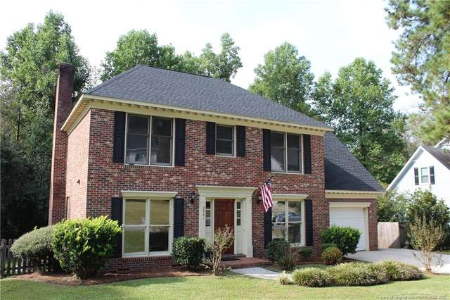 2941 Delaware Drive, Fayetteville, NC 28304 (MLS #640262) :: The Signature Group Realty Team