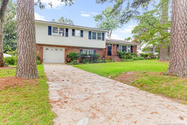 5315 Sierra Court, Fayetteville, NC 28303 (MLS #641425) :: Freedom & Family Realty