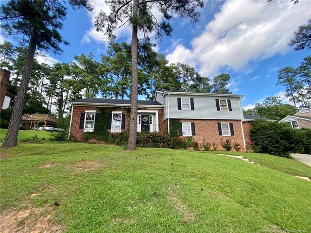 2618 S Edgewater Drive, Fayetteville, NC 28303 (MLS #641506) :: Premier Team of Litchfield Realty