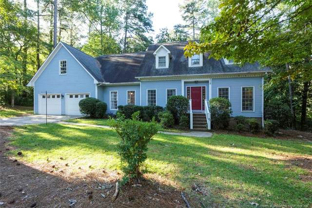 455 Clearfield Lane Lane, Southern Pines, NC 28387 (MLS #641579) :: Moving Forward Real Estate