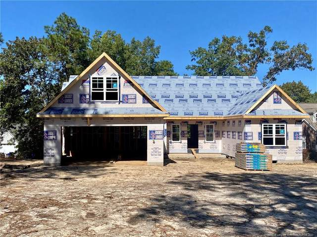 106 Sandspur Lane, West End, NC 27376 (MLS #641962) :: On Point Realty