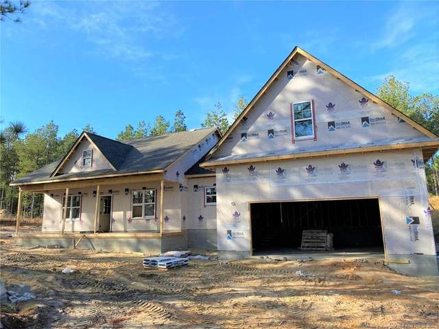 465 Gretchen Road, West End, NC 27376 (MLS #642001) :: On Point Realty