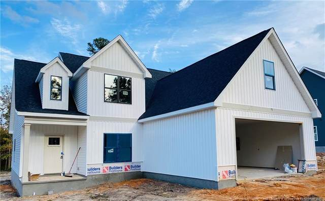 456 Gretchen Road, West End, NC 27376 (MLS #642184) :: The Signature Group Realty Team