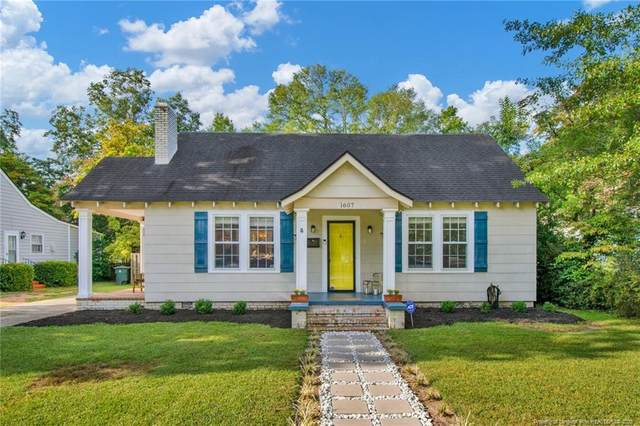 1607 Westlawn Avenue, Fayetteville, NC 28305 (MLS #642190) :: The Signature Group Realty Team