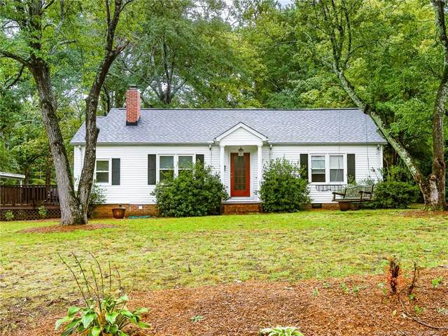 114 Campbell Street, Aberdeen, NC 28315 (MLS #642303) :: Freedom & Family Realty