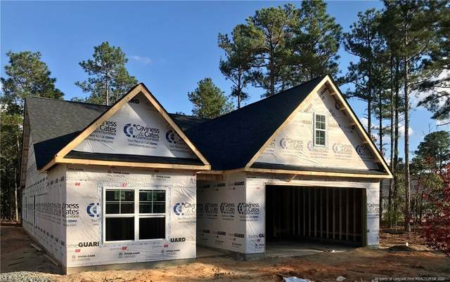 319 Pine Laurel Drive, Carthage, NC 28327 (MLS #642430) :: The Signature Group Realty Team