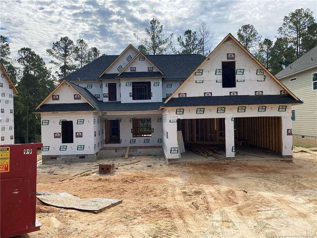 153 Education Drive, Spring Lake, NC 28390 (MLS #642489) :: On Point Realty