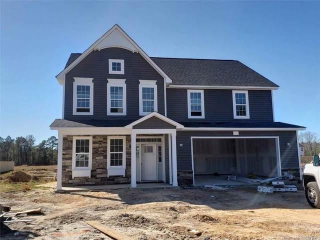 1528 Creekwood (Lot 42) Road, Hope Mills, NC 28348 (MLS #642768) :: On Point Realty