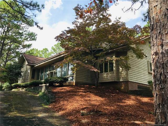 1450 S Fort Bragg Road, Southern Pines, NC 28387 (MLS #642989) :: The Signature Group Realty Team