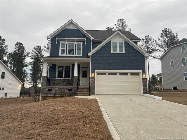 227 School Side Drive, Spring Lake, NC 28390 (MLS #643101) :: The Signature Group Realty Team