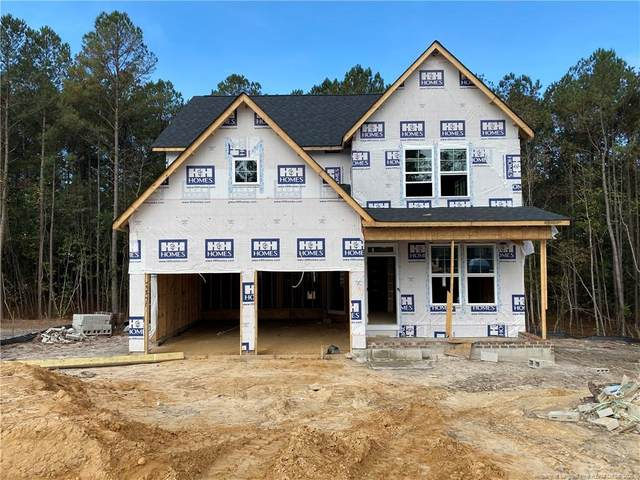 158 School Side Drive, Spring Lake, NC 28390 (MLS #643104) :: Moving Forward Real Estate