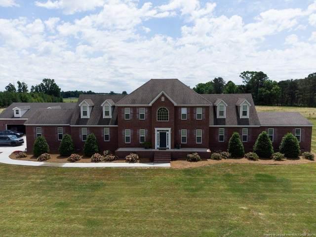 499 Price Road, Fairmont, NC 28340 (MLS #644536) :: Moving Forward Real Estate
