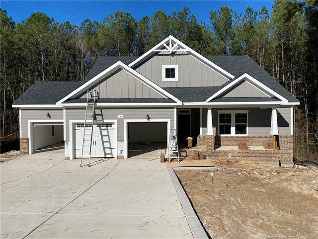 148 School Side Drive, Spring Lake, NC 28390 (MLS #644558) :: On Point Realty