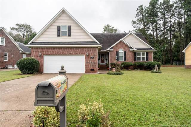 2885 W Delaware Drive, Fayetteville, NC 28304 (MLS #644562) :: The Signature Group Realty Team