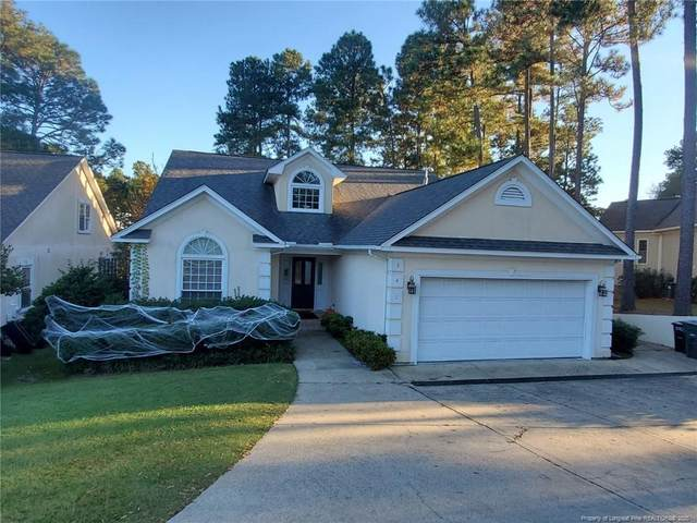 341 Sandwedge Drive, Fayetteville, NC 28311 (MLS #644599) :: The Signature Group Realty Team