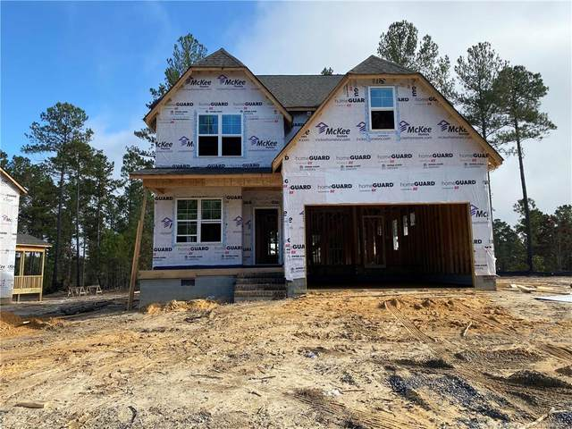 251 School Side Drive, Spring Lake, NC 28390 (MLS #644620) :: Moving Forward Real Estate