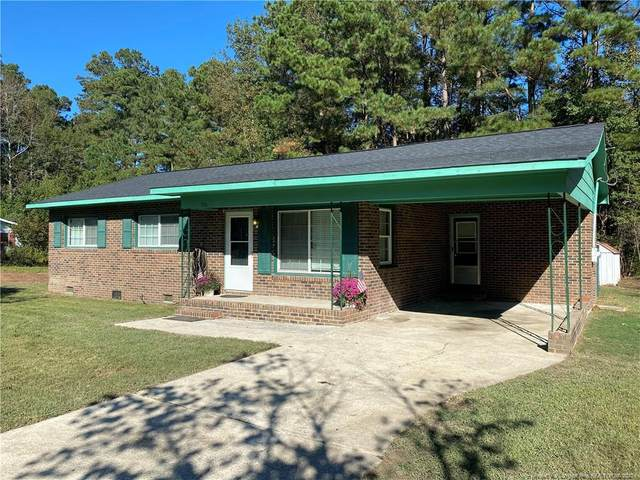 796 Denmark Road, Lumberton, NC 28358 (MLS #644814) :: The Signature Group Realty Team