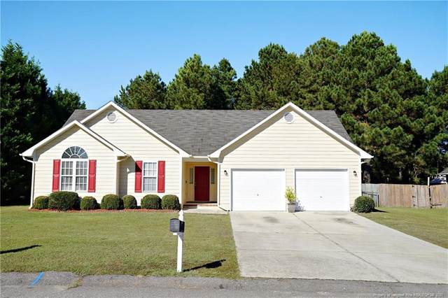 101 Winterfield Drive, Raeford, NC 28376 (MLS #644909) :: Premier Team of Litchfield Realty