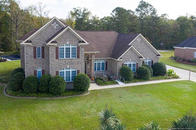 325 Kimberwicke Drive, Fayetteville, NC 28311 (MLS #644939) :: The Signature Group Realty Team