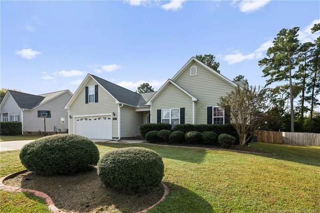 2813 Bardolino Drive, Fayetteville, NC 28306 (MLS #645106) :: On Point Realty