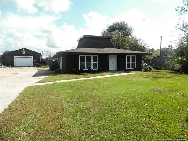 2625 Andrews Drive, Sanford, NC 27330 (MLS #645126) :: Freedom & Family Realty