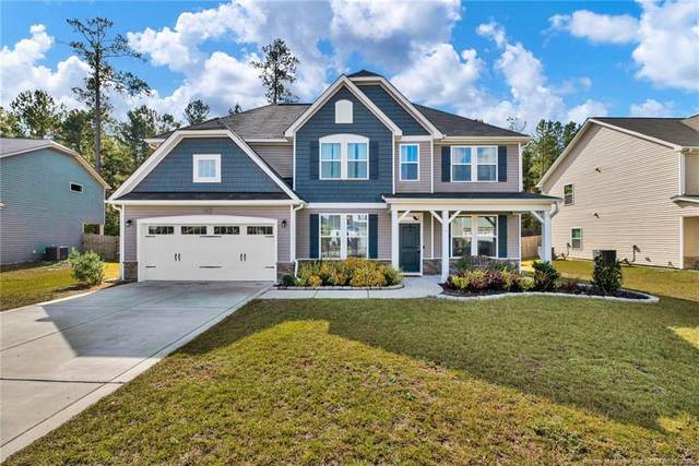 311 Wexford Street, Raeford, NC 28376 (MLS #645197) :: The Signature Group Realty Team