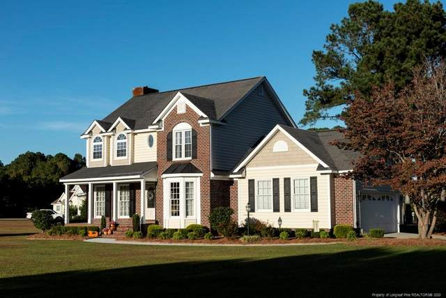100 Village Way, Lillington, NC 27546 (MLS #645357) :: Moving Forward Real Estate