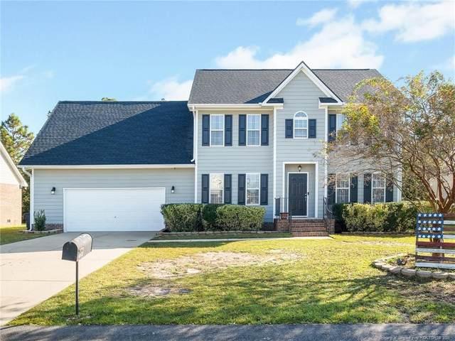 4821 Miranda Drive, Hope Mills, NC 28348 (MLS #645394) :: Moving Forward Real Estate