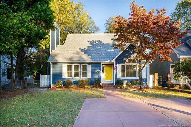 402 Glenville Avenue, Fayetteville, NC 28303 (MLS #645439) :: The Signature Group Realty Team