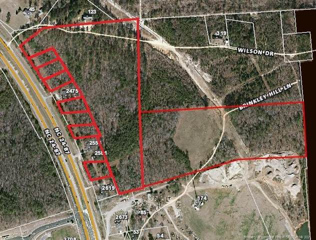 Nc 24-87 Highway, Cameron, NC 28326 (MLS #645458) :: RE/MAX Southern Properties