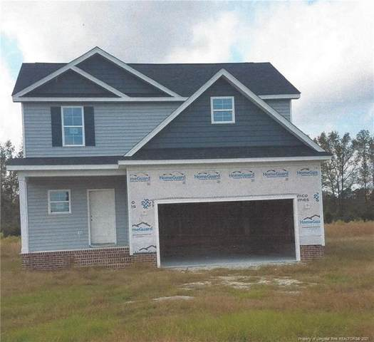 308 Manning Drive, Sanford, NC 27332 (MLS #645789) :: Moving Forward Real Estate