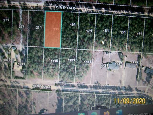211 Pine Oak Drive, Cameron, NC 28326 (MLS #645978) :: RE/MAX Southern Properties