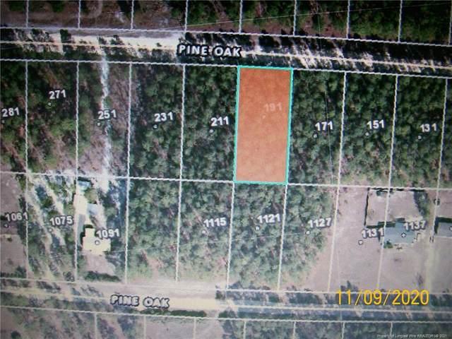 191 Pine Oak Drive, Cameron, NC 28326 (MLS #645979) :: RE/MAX Southern Properties