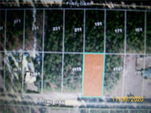 1121 Pine Oak Drive, Cameron, NC 28326 (MLS #645980) :: RE/MAX Southern Properties