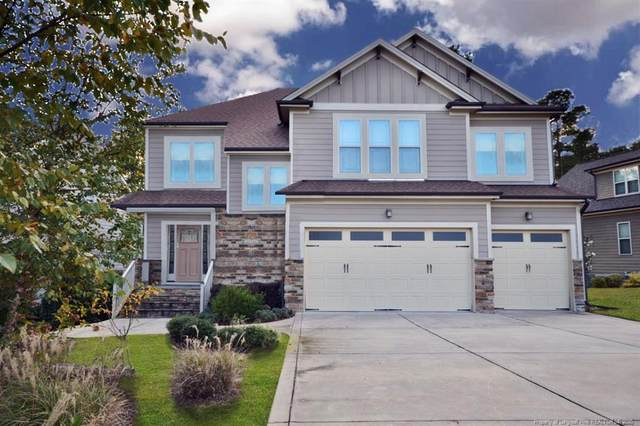 809 Micahs Way N, Spring Lake, NC 28390 (MLS #646104) :: Freedom & Family Realty