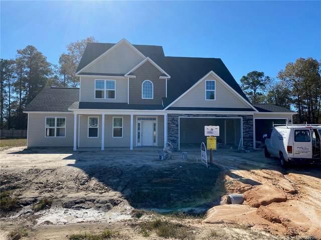 5736 Pooh (Lot 39) Avenue, Stedman, NC 28391 (MLS #646114) :: Moving Forward Real Estate